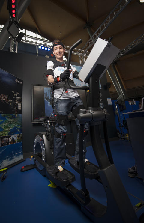 Medical guidelines for astronauts to be launched by Northumbria University in the US