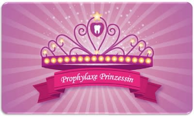 Prophylaxe-Prinzessin