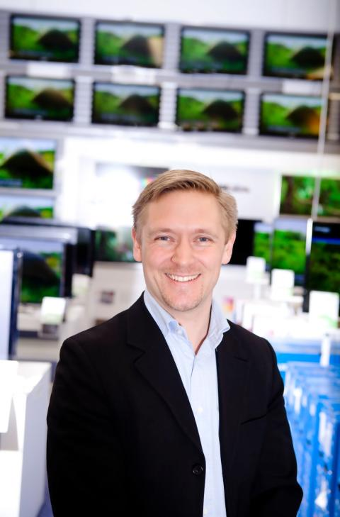 Andreas Westgaard - kategoridirektør Lyd&Bilde