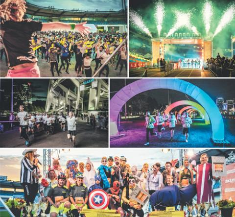 Välkommen till  Midnattsloppets  publik- och löparfest på Ullevi nu på lördag