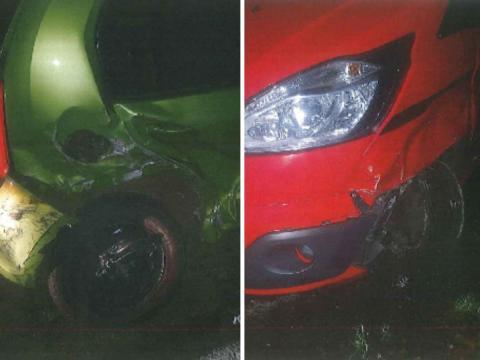 Drink-driver convicted of Christmas Day crash
