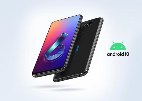 ASUS uppdaterar ZenFone 6 till Android 10