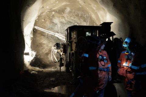 El Teniente  Mine, Chile_1