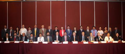 Mexico og Danmark fortsætter frugtbart samarbejde på klima- og energiområdet