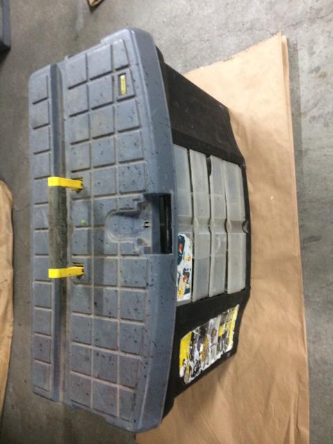 Toolbox found in van used in Bulent Kabala murder