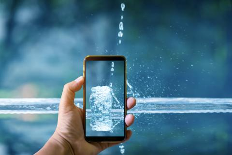 Effektivare vattenförbrukning i Skåne