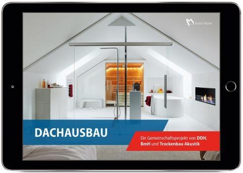 "eMagazine ""Ratgeber Dachausbau"""