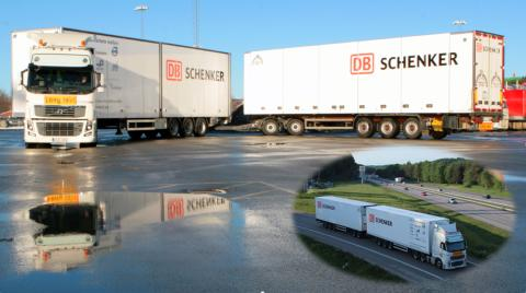 Schenker AS først i Norge med 32 meters vogntog