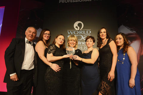 Aqua Sana Woburn Forest Highly Commended at World Spa and Wellness Awards