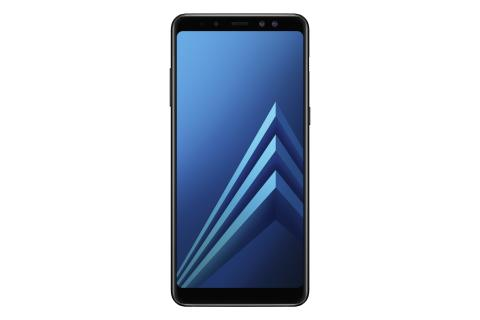 Samsung lanserer Galaxy A8 (2018) med ny kamerafunksjon og stor Infinity-skjerm
