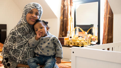 Den Gamle By åbner et dansk-somalisk hjem