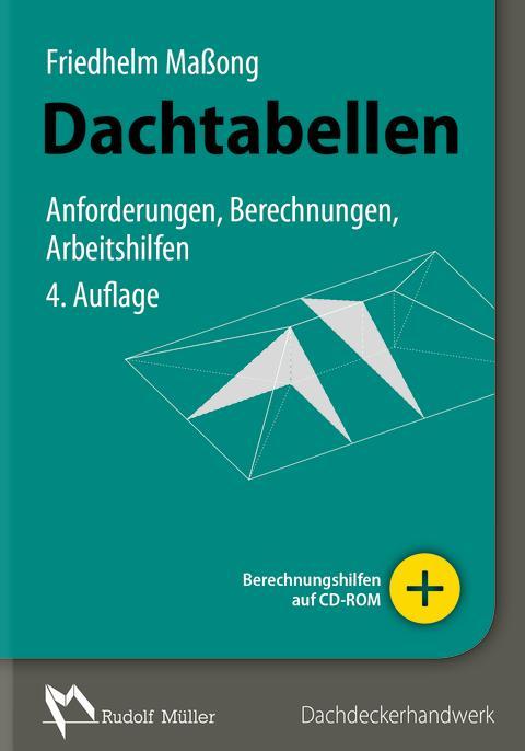 Dachtabellen ( 2D/tif)