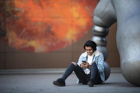 Ny SMS-rekord under Stjernekamp