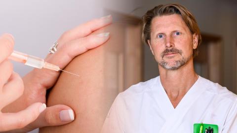 Ny fortbildningskurs om pneumokockvaccin