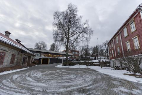 Sparebankstiftelsen DNB kjøper kulturhistorisk eiendom på Kongsberg