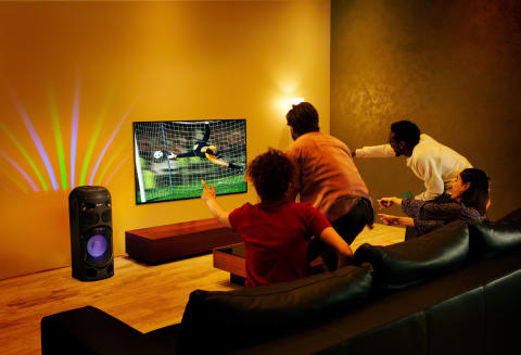 Hold årets fest med nye High Power-lydsystemer fra Sony
