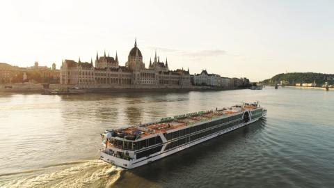 Lucky travel agent to win cruise for two with Fred. Olsen following launch of new interactive River Cruise Training Programme