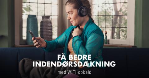 Telmore klar med WiFi-opkald