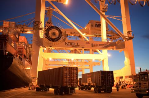 Cavotec wins major cable reel order for Sri Lanka container port