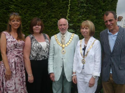 Local garden owner opens to public and raises £6k
