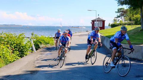 Cykelløbet Ærø Rundt 2019