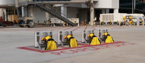 Cavotec lands EUR11.5M in orders for innovative aircraft utility systems in the UAE, the UK and the US