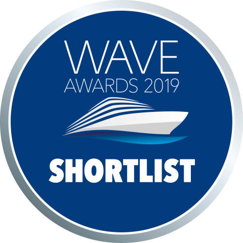 Fred. Olsen Cruise Lines is shortlisted in three categories at prestigious 'Wave Awards 2019'
