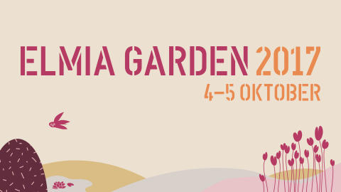 Pressinbjudan: Trädgårdstrender och tekniska framtidsspaningar på årets Elmia Garden
