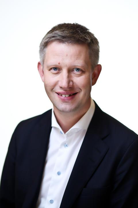 Carl Oldsberg, Vice President International Operations