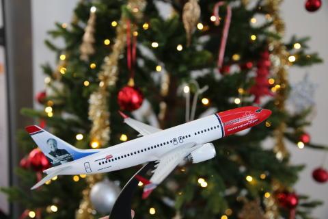 Skal du ud at flyve i julen? Her er Norwegians råd til de rejsende