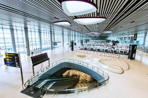 Operational readiness trials at Terminal 4 enter next phase