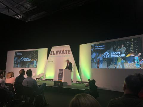 Lessons from a day at Elevate 2019