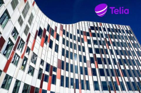 Gammalt blir till nytt när Telia i Luleå inviger flytt