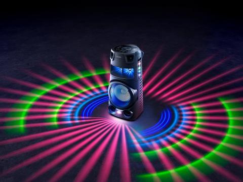 Sony lansează noua serie de sisteme audio High-Power pentru cele mai bune experiențe de divertisment