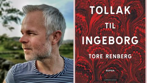 Aktuell med ny roman – 25 år etter debuten