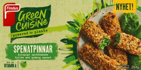 Green Cuisine ska göra det enklare för alla att äta mer växtbaserat