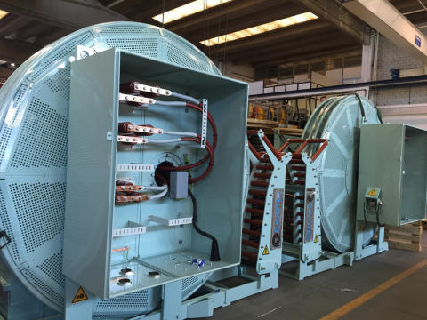 Cavotec shore power units set for shipping to China