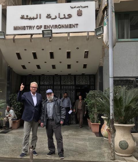 Keine neuen Delfinarien und keine Delfinauswilderungen in Ägypten - WDSF und ProWal sprechen mit Umweltministerium