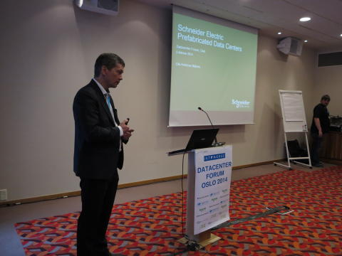 Ole Andreas Båtnes, Sales Manager i Schneider Electric