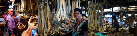 Suksess for norsk sjømatseminar i Nigeria