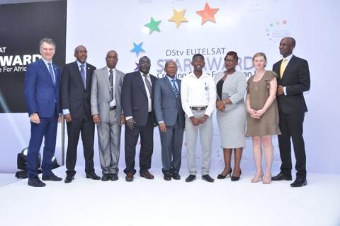 Rekordowo dobra passa Afryki Wschodniej w 7 edycji DStv Eutelsat Star Awards!