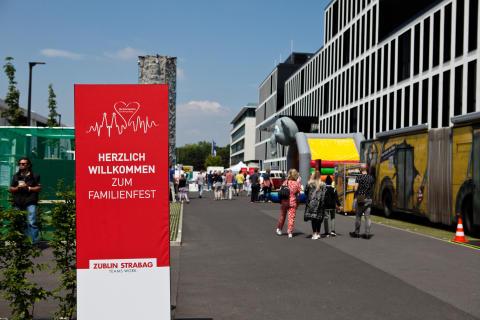 STRABAG AG feiert Einweihung der neuen Unternehmenszentrale in Köln