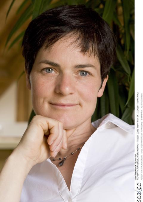 Vinnare av Polarbröds Utstickarpris 2013: Ellen MacArthur sätter kurs mot cirkulär ekonomi