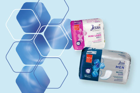Jessa Diskret Produktreihe