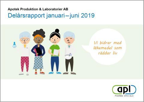 APL publicerar Delårsrapport 2019