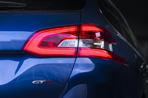 Peugeot 308 SW GT - prestanda och elegans i sportig kombi