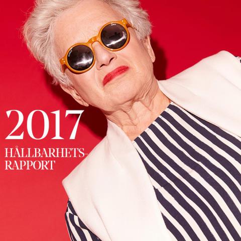 Värdeskapande hållbarhetsarbete fokus för Åhléns 2017