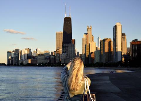 Im Herzen des Mittleren Westens - Chicago