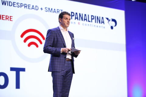 Stefan Karlen speaking at Bosch Connected World