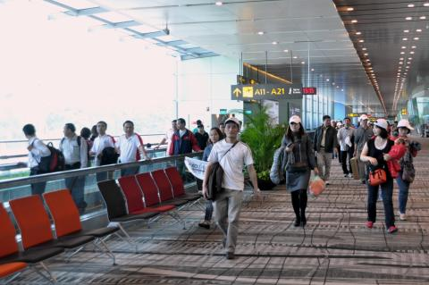Changi Airport Group conducts trials of new  security screening technologies